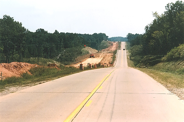 Route 58 Widening